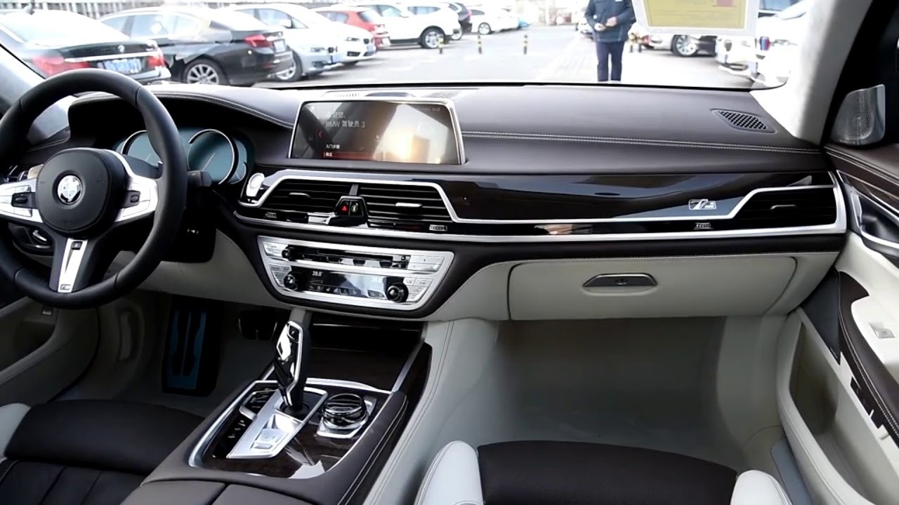 43 A 2019 BMW 750Li Xdrive Images