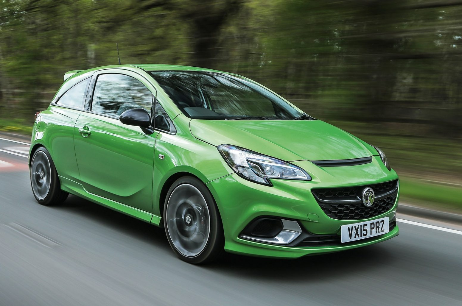 43 A 2019 Opel Corsa Pictures