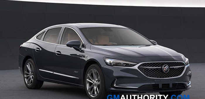 43 A 2020 Buick Enclave Wallpaper