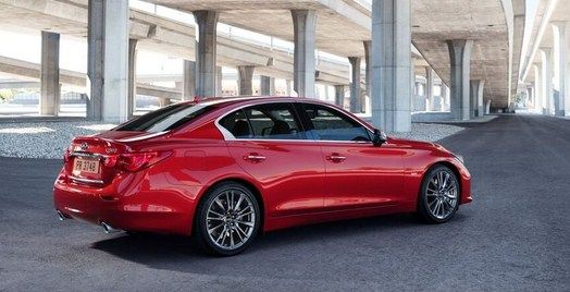43 A 2020 Infiniti Q50 Concept and Review