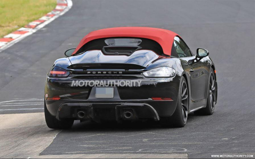 43 A 2020 The Porsche 718 Performance and New Engine