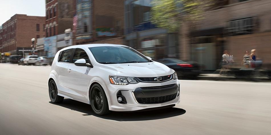 43 All New 2019 Chevy Sonic Price and Review