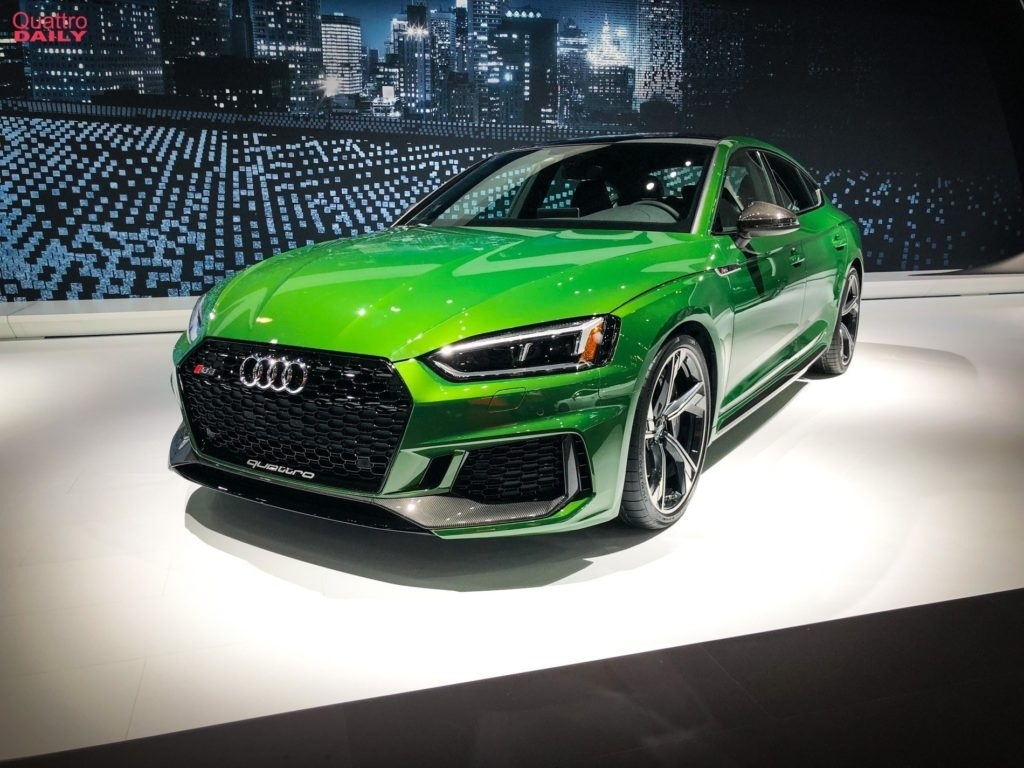 43 All New 2020 Audi Rs5 Release Date and Concept