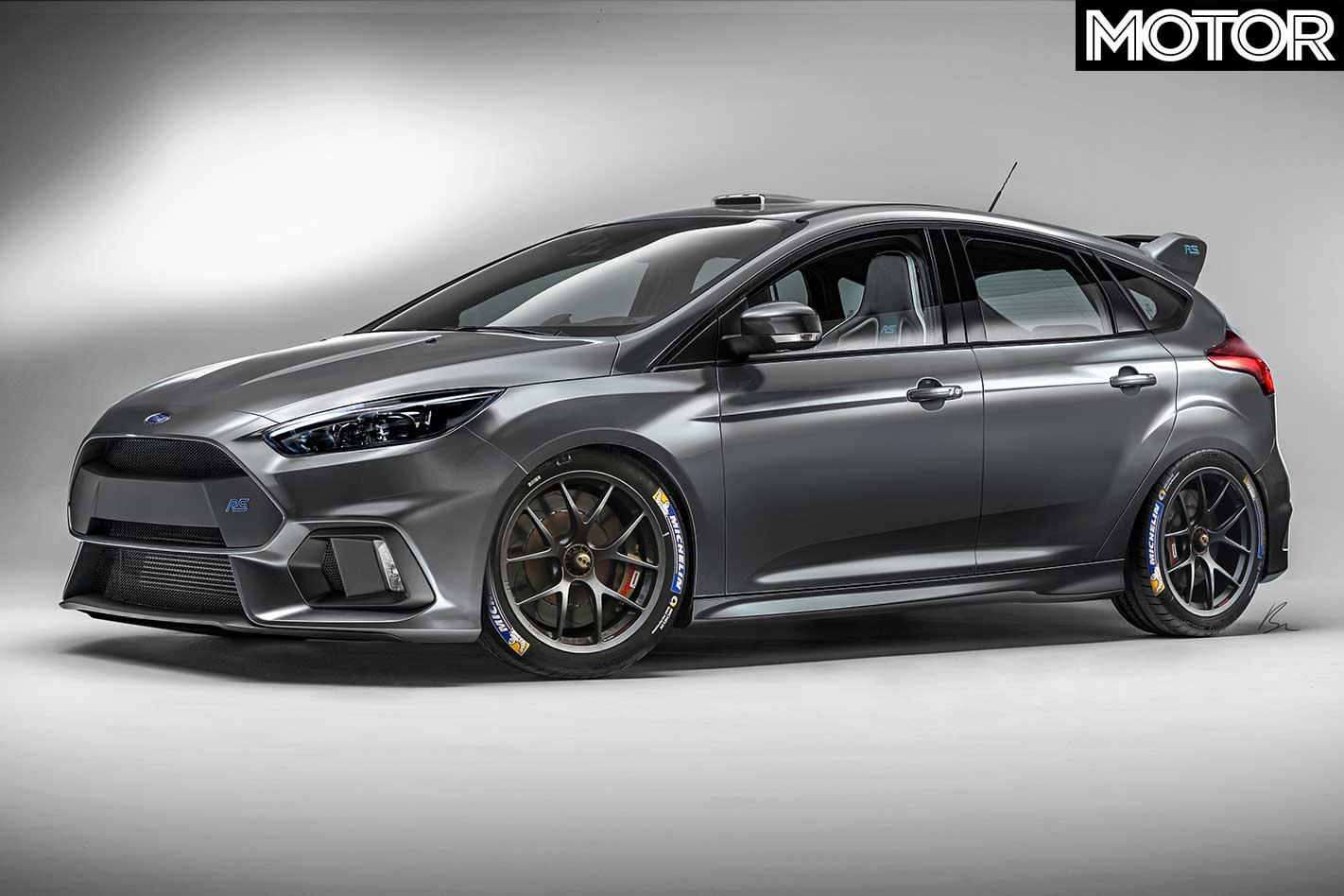 43 All New 2020 Ford Focus RS Interior