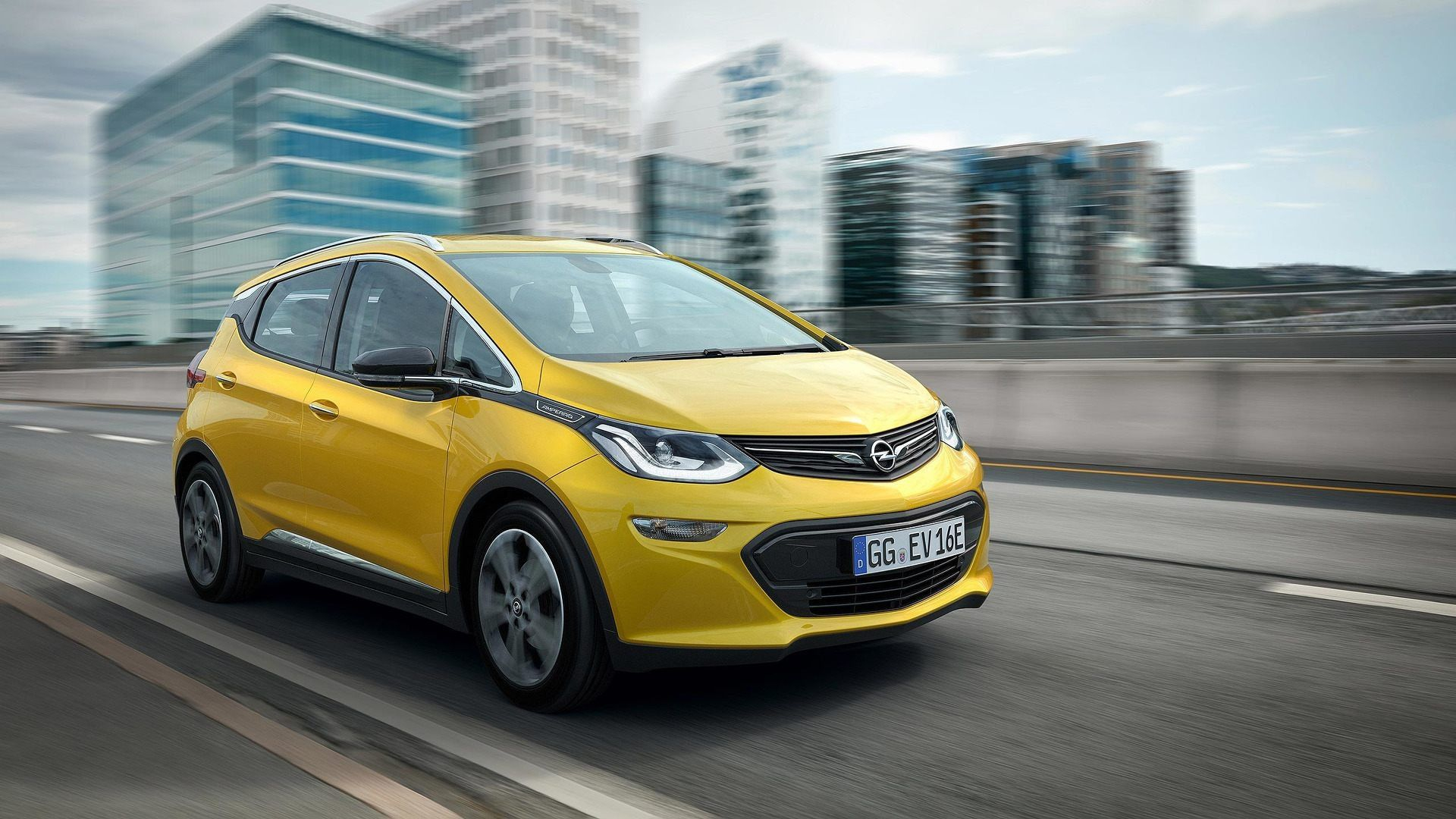 43 All New 2020 Opel Ampera Concept and Review