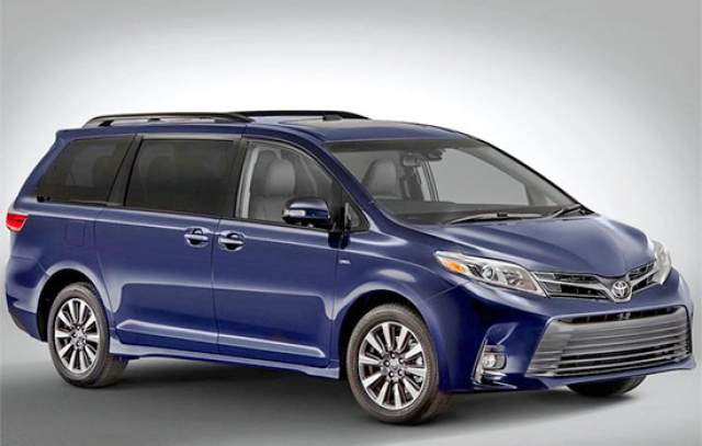 43 All New 2020 Toyota Sienna Review