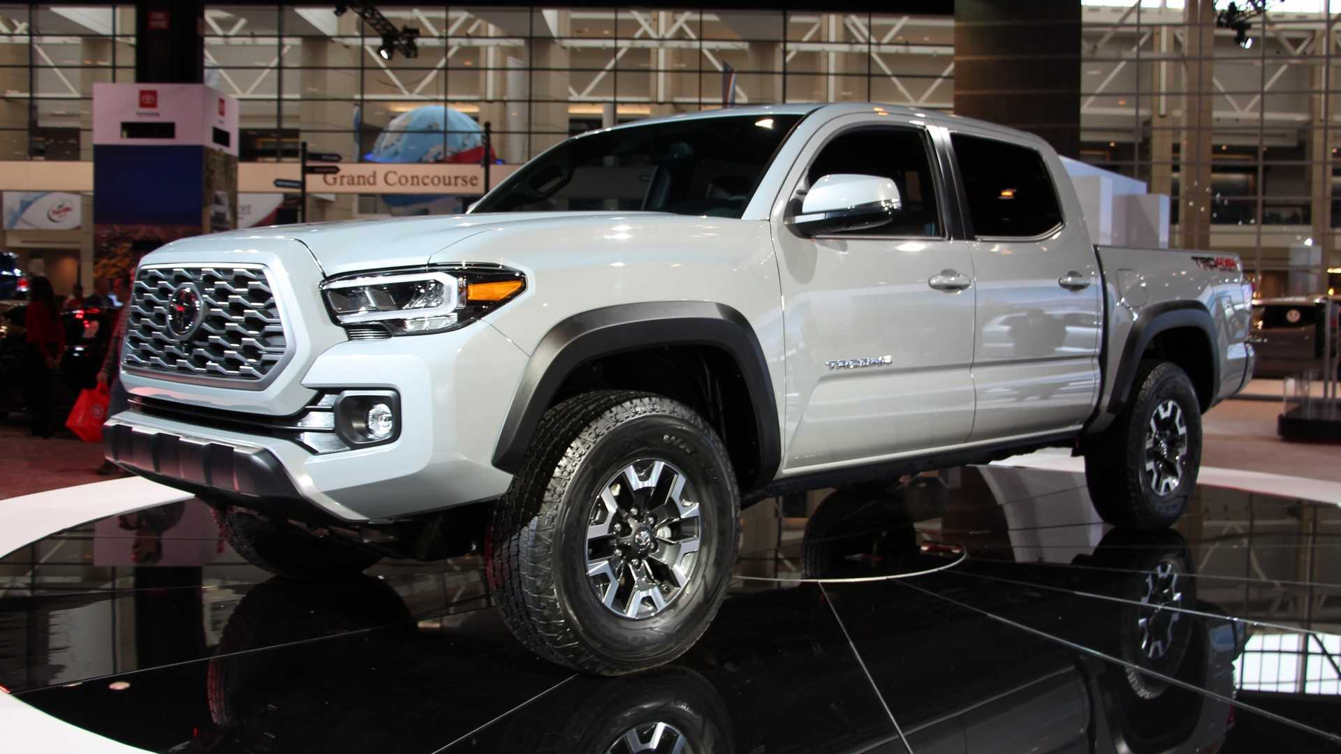 43 All New 2020 Toyota Tacoma Price and Review