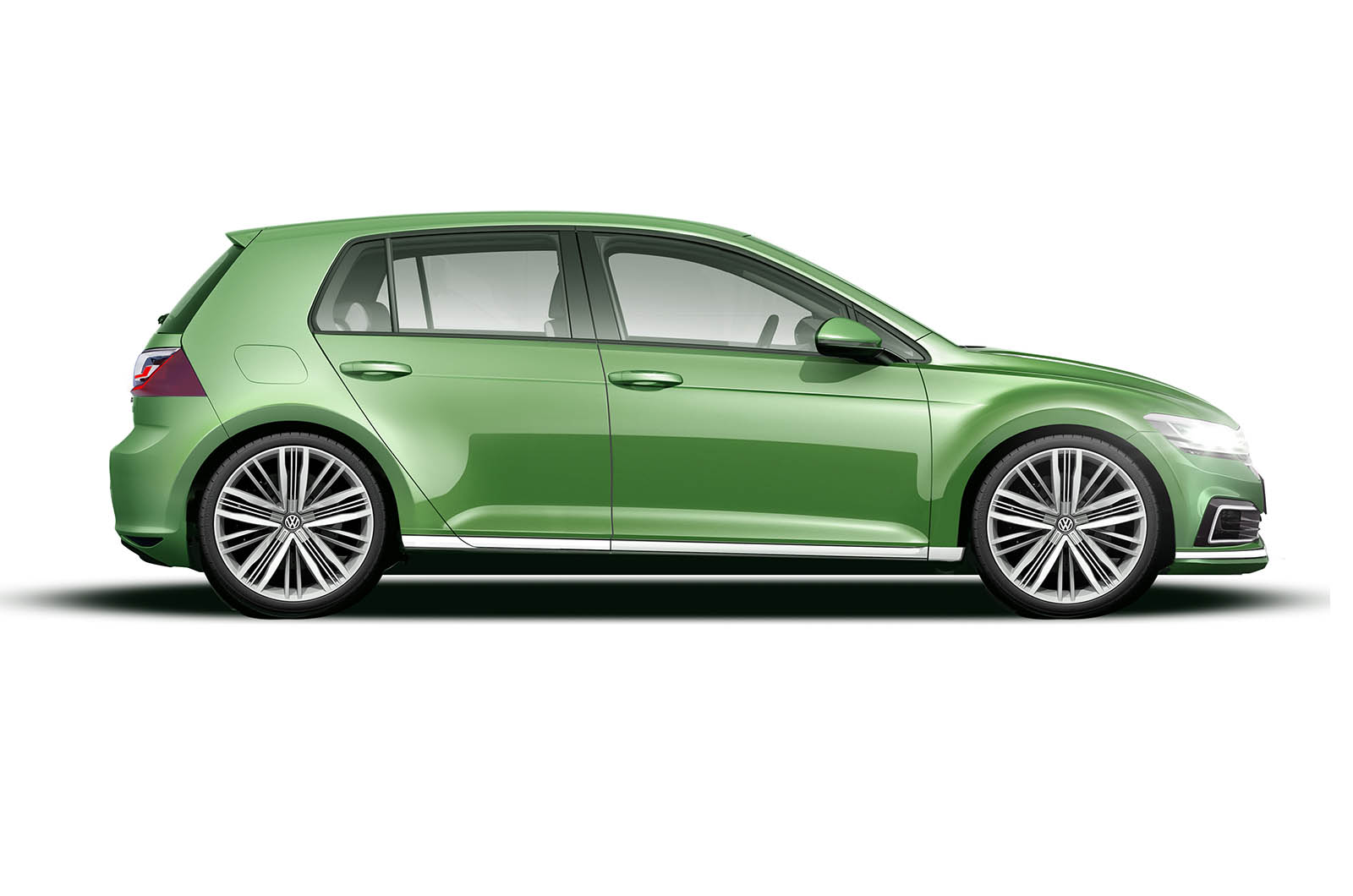 43 All New 2020 Volkswagen Golf GTD Model