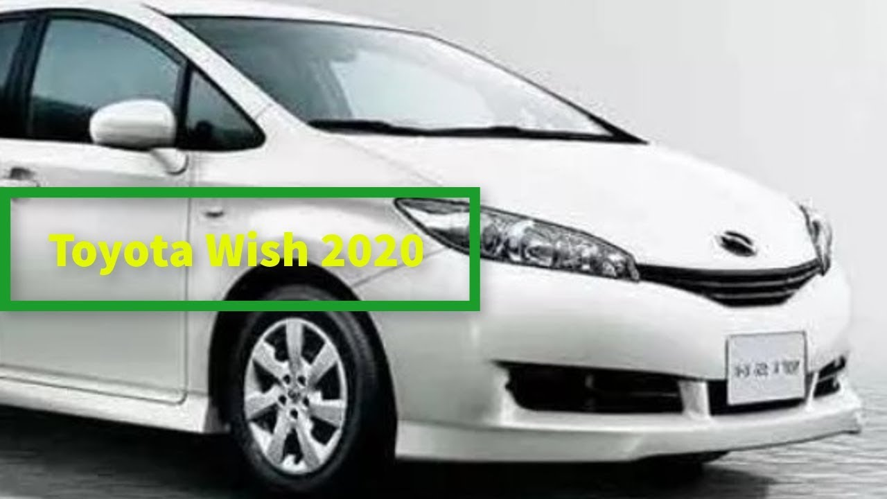 43 Best 2020 New Toyota Wish Price
