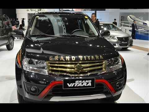 43 Best 2020 Suzuki Grand Vitara Preview New Review