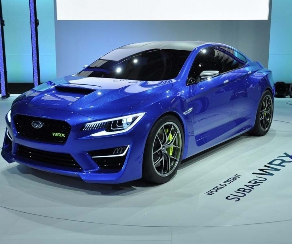 43 New 2019 Subaru Brz Sti Turbo Release