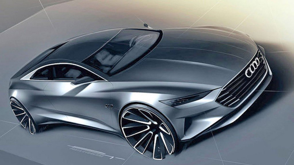 43 New 2020 Audi A9 Concept Research New