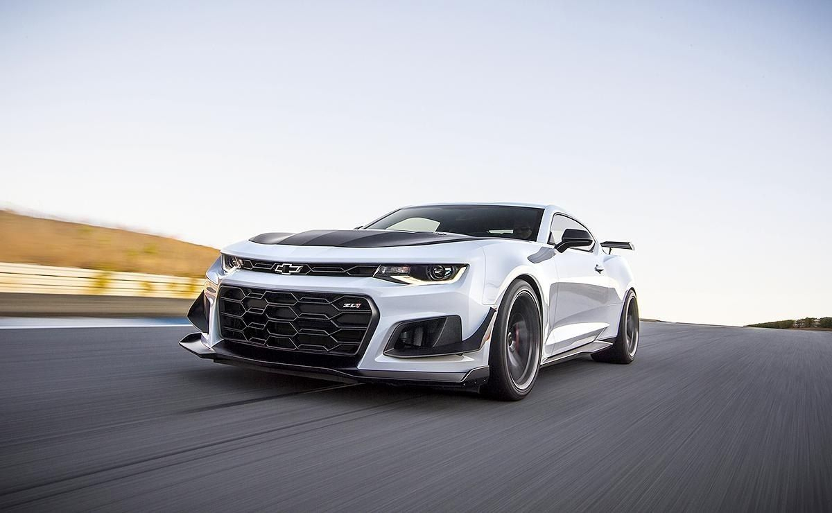 43 New 2020 Chevy Camaro Competition Arrival Pictures