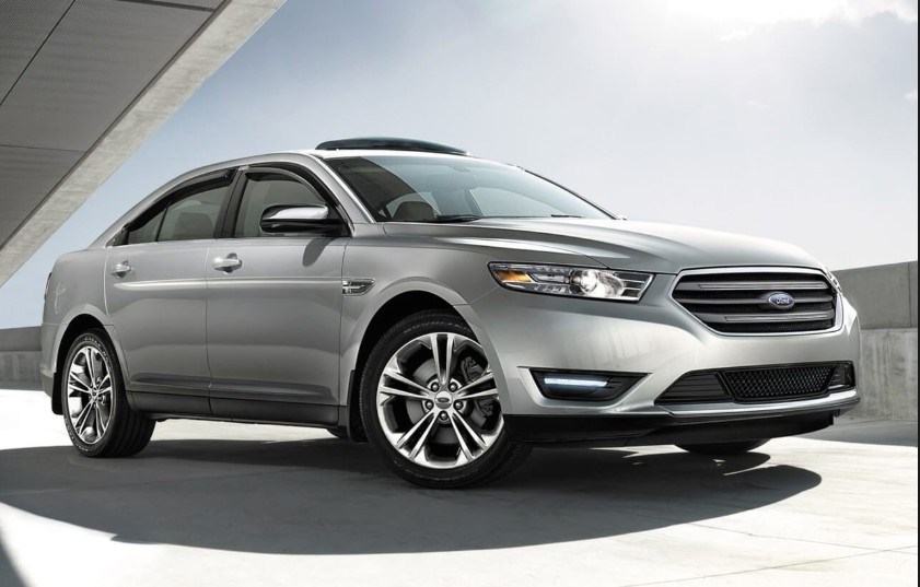 43 New 2020 Ford Taurus Spy New Review