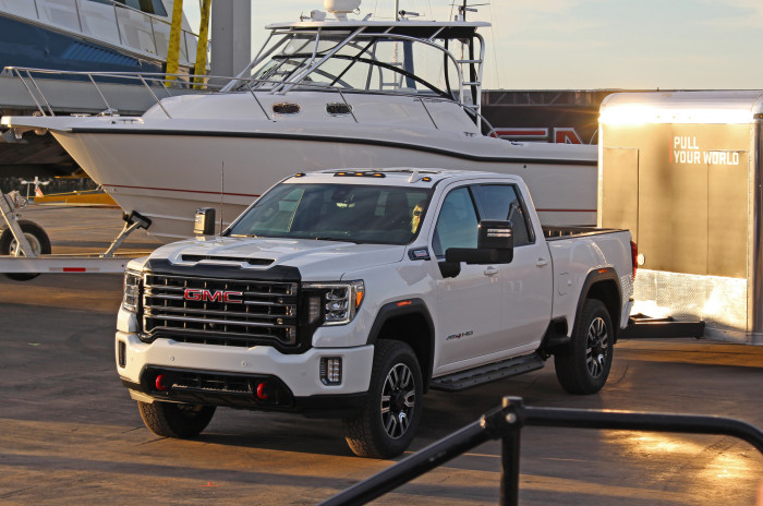 43 New 2020 GMC Sierra Engine