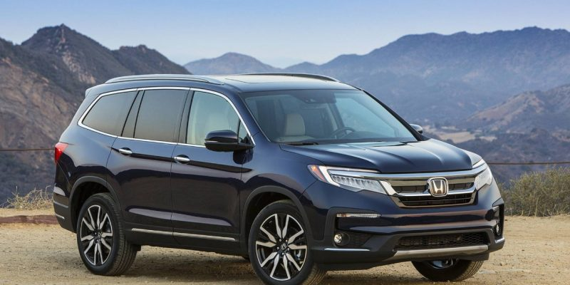 43 New 2020 Honda Pilot Spy Review and Release date