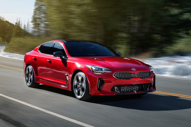 43 New 2020 Kia Gt Coupe Concept