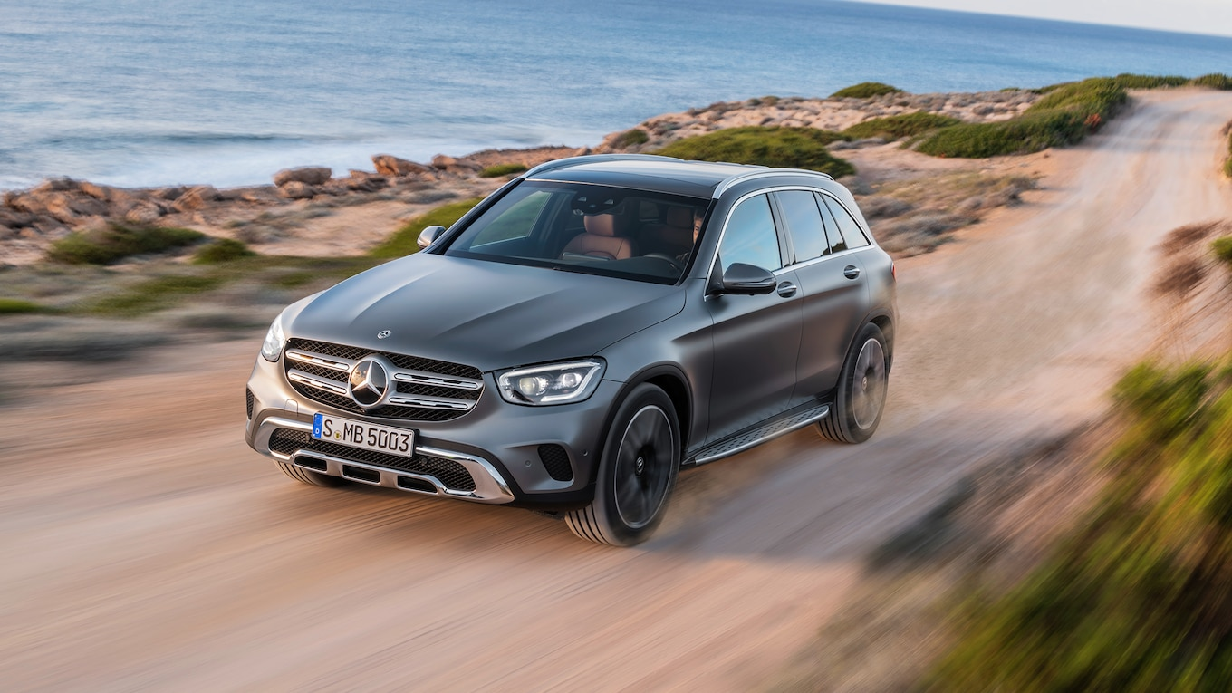 43 New 2020 Mercedes Glc Pictures