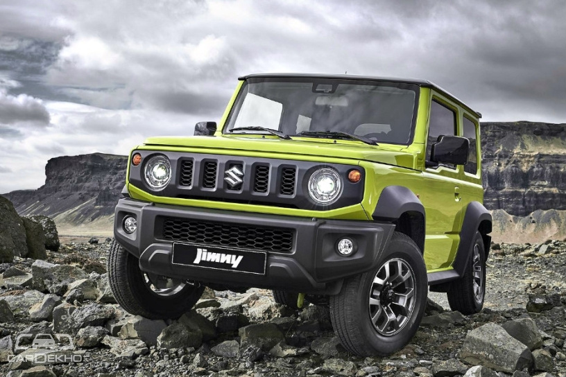 43 New 2020 Suzuki Jimny Photos