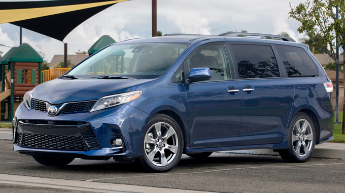 43 New 2020 Toyota Sienna Price Design and Review