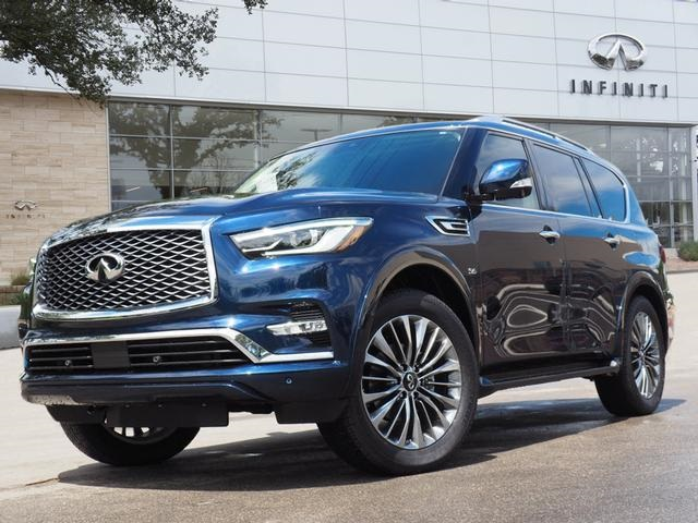 43 The 2019 Infiniti Qx80 Suv New Model and Performance