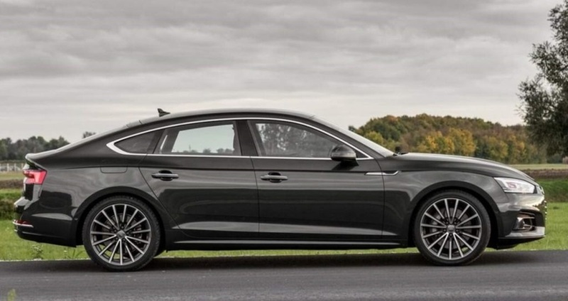 43 The 2020 Audi A5s Speed Test