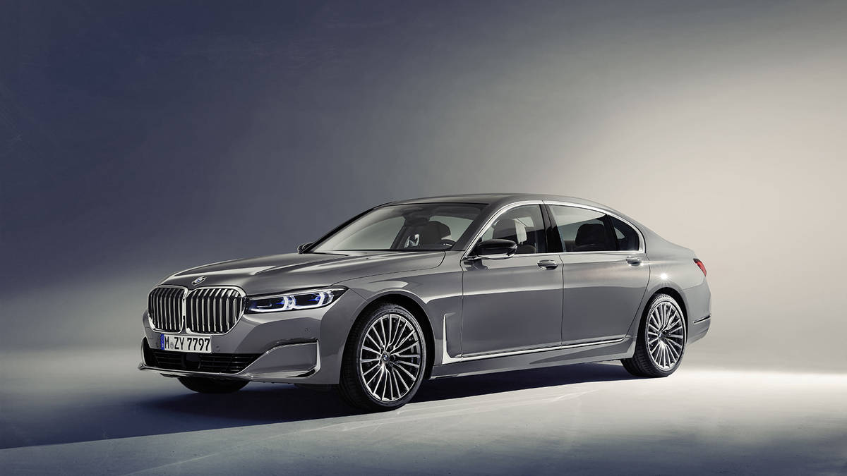 43 The 2020 BMW 7 Series Exterior and Interior