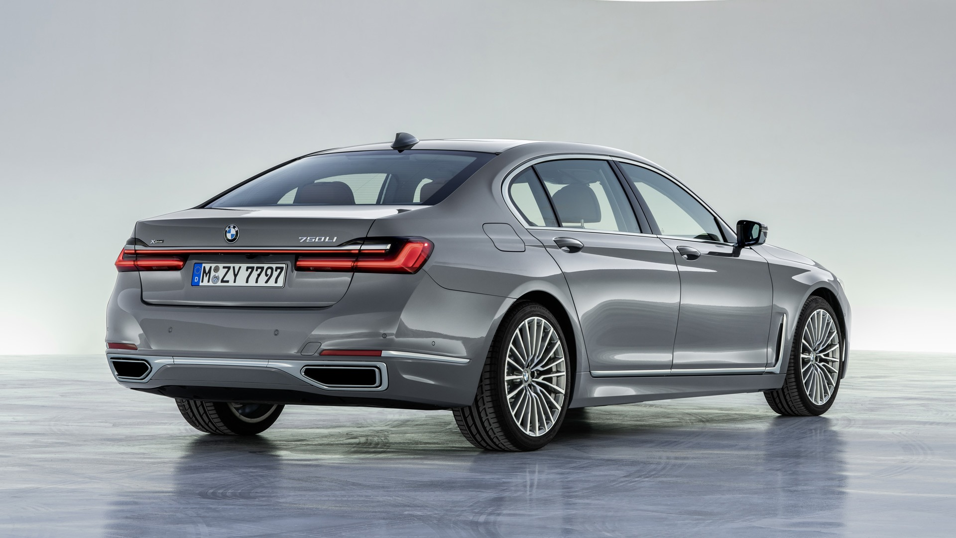 43 The 2020 BMW 7 Series New Concept