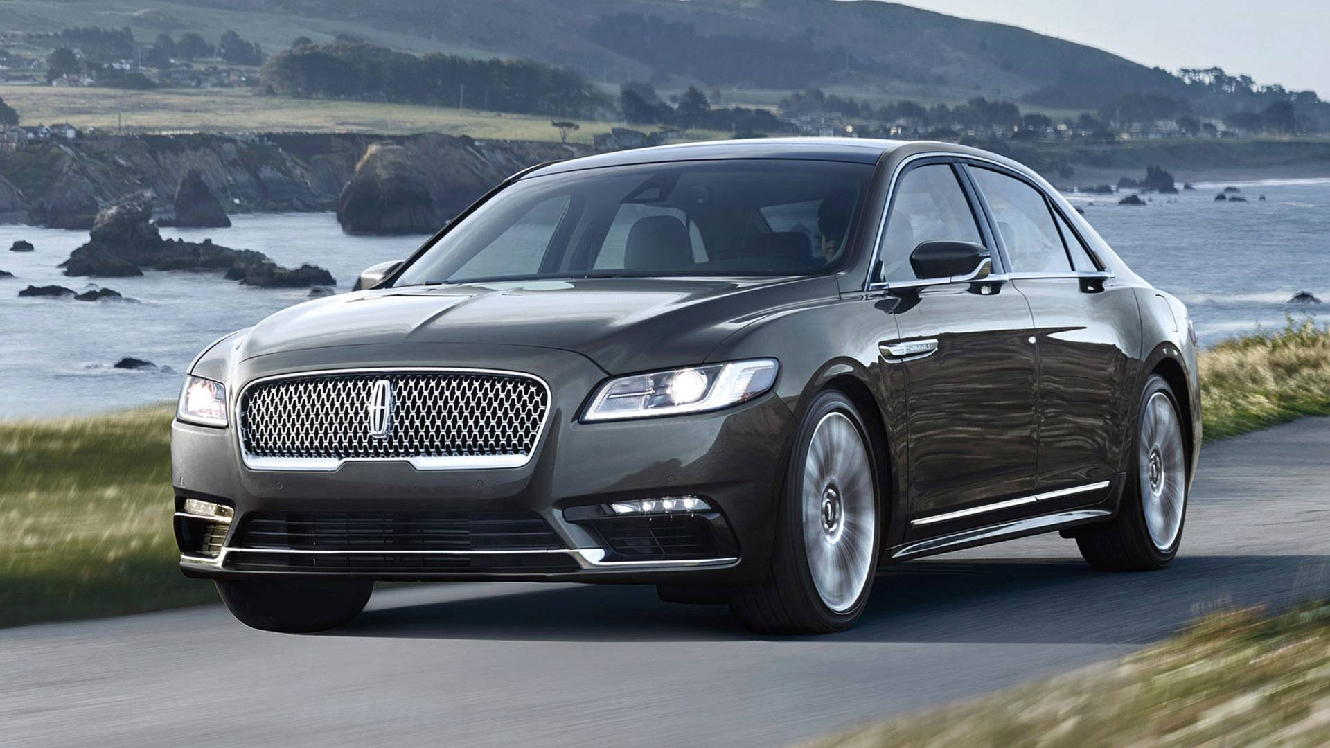 43 The 2020 Lincoln Continental Images