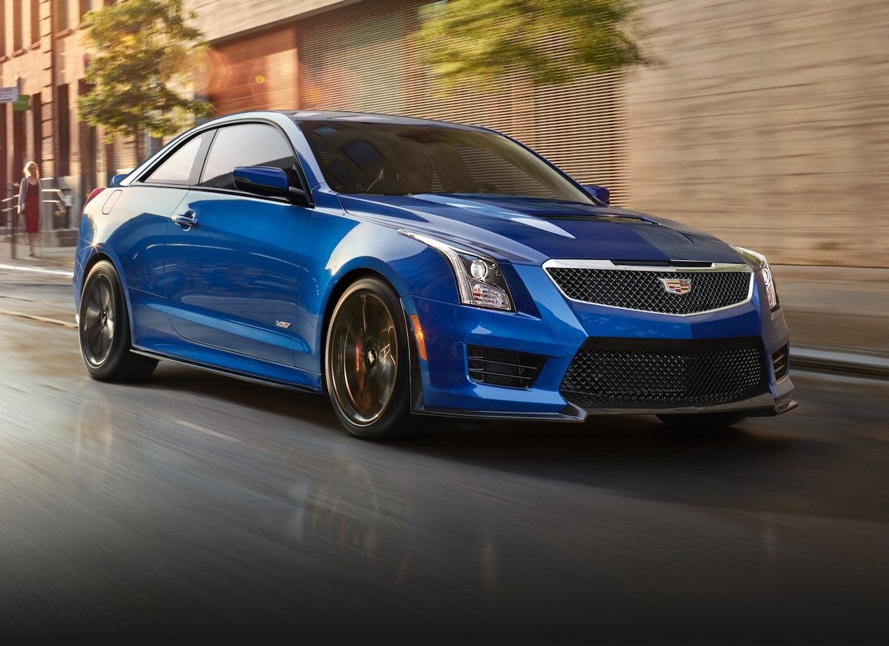 43 The Best 2019 Cadillac Ats V Coupe Price and Review