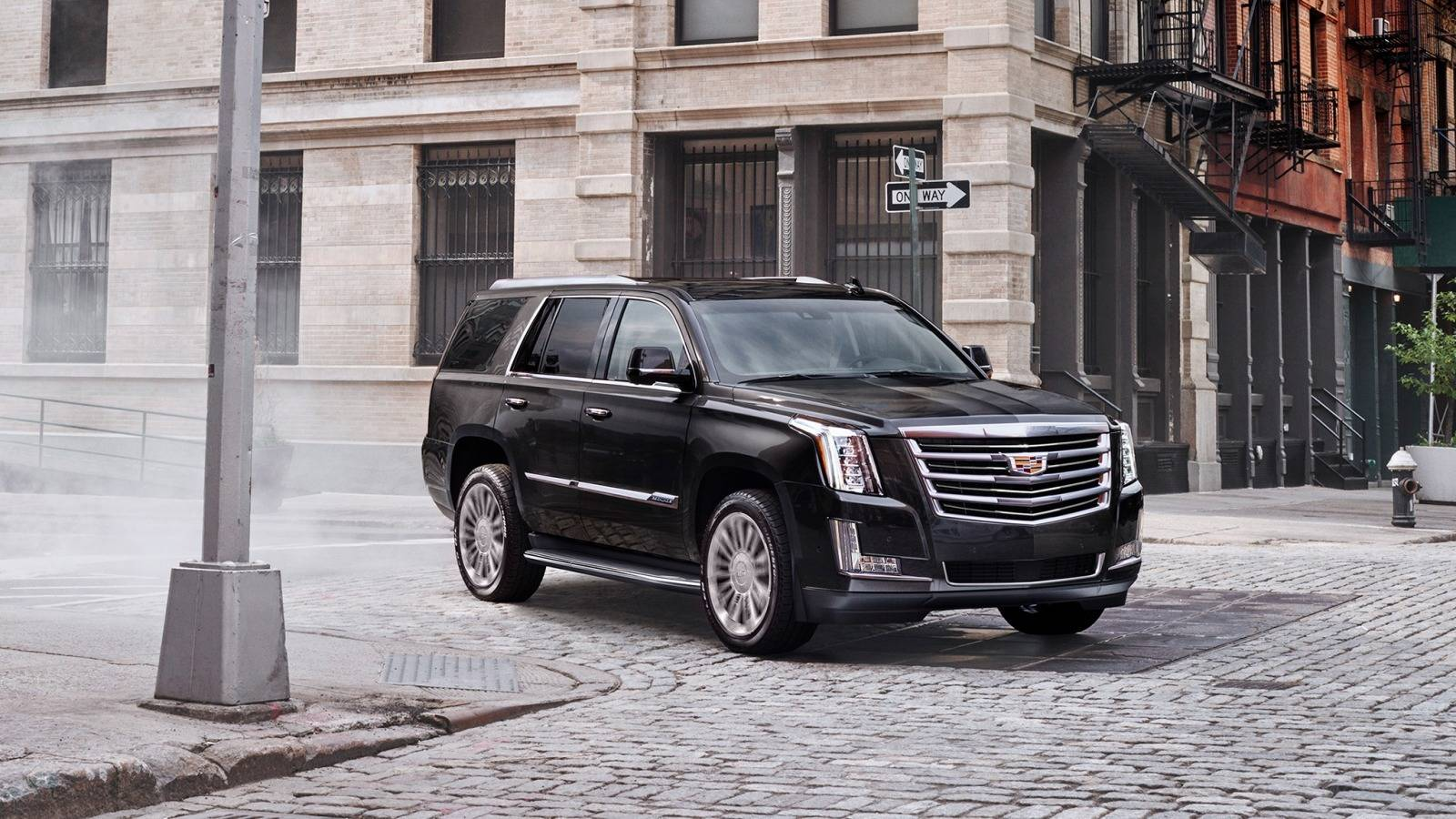 43 The Best 2019 Cadillac Escalade Luxury Suv Release Date and Concept