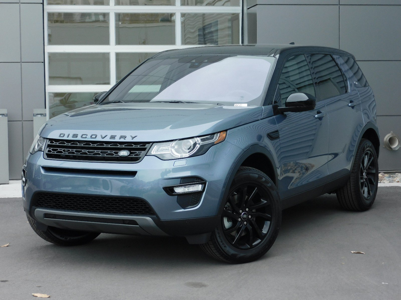 43 The Best 2019 Land Rover Discovery Sport New Concept