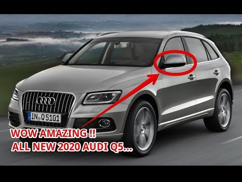 43 The Best 2020 Audi Q5 Redesign and Concept