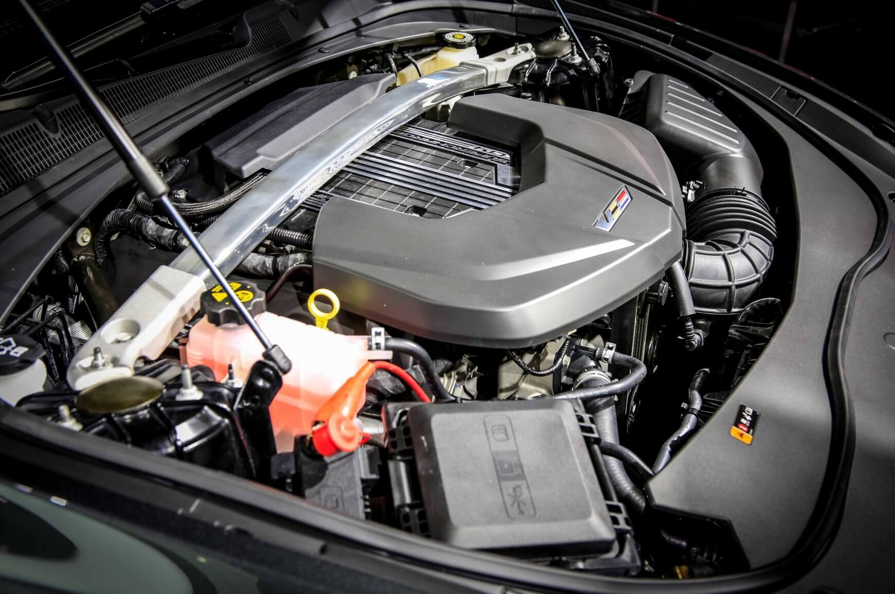 43 The Best 2020 Cadillac Cts V Coupe Engine