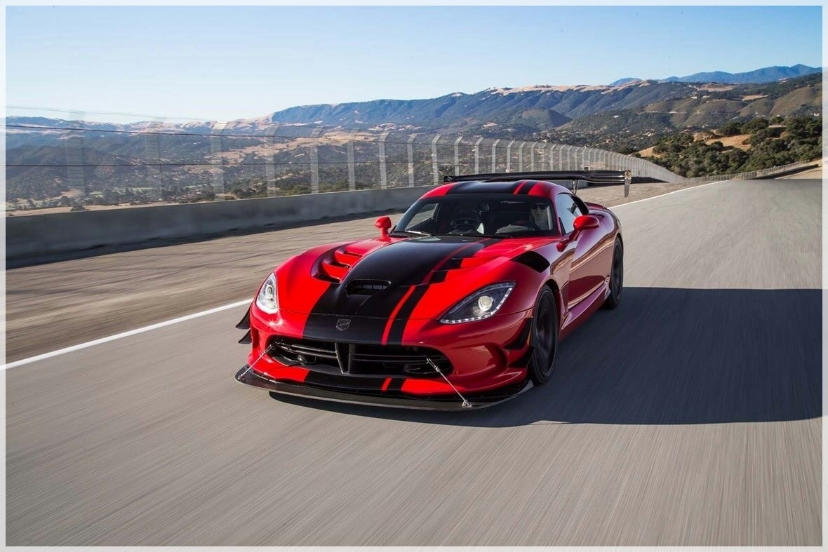 43 The Best 2020 Dodge Viper ACR Concept