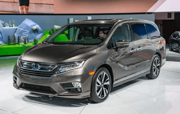 43 The Best 2020 Honda Odyssey Price and Release date