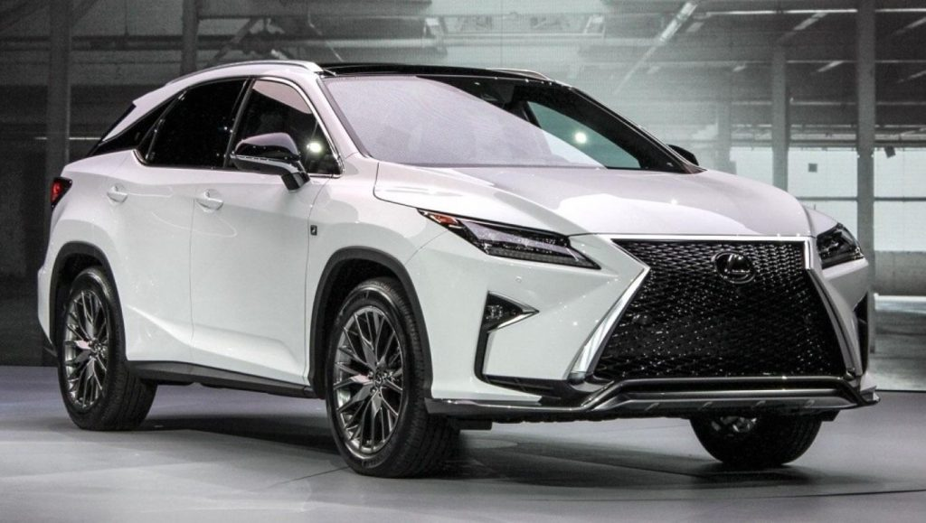 43 The Best 2020 Lexus TX Review and Release date