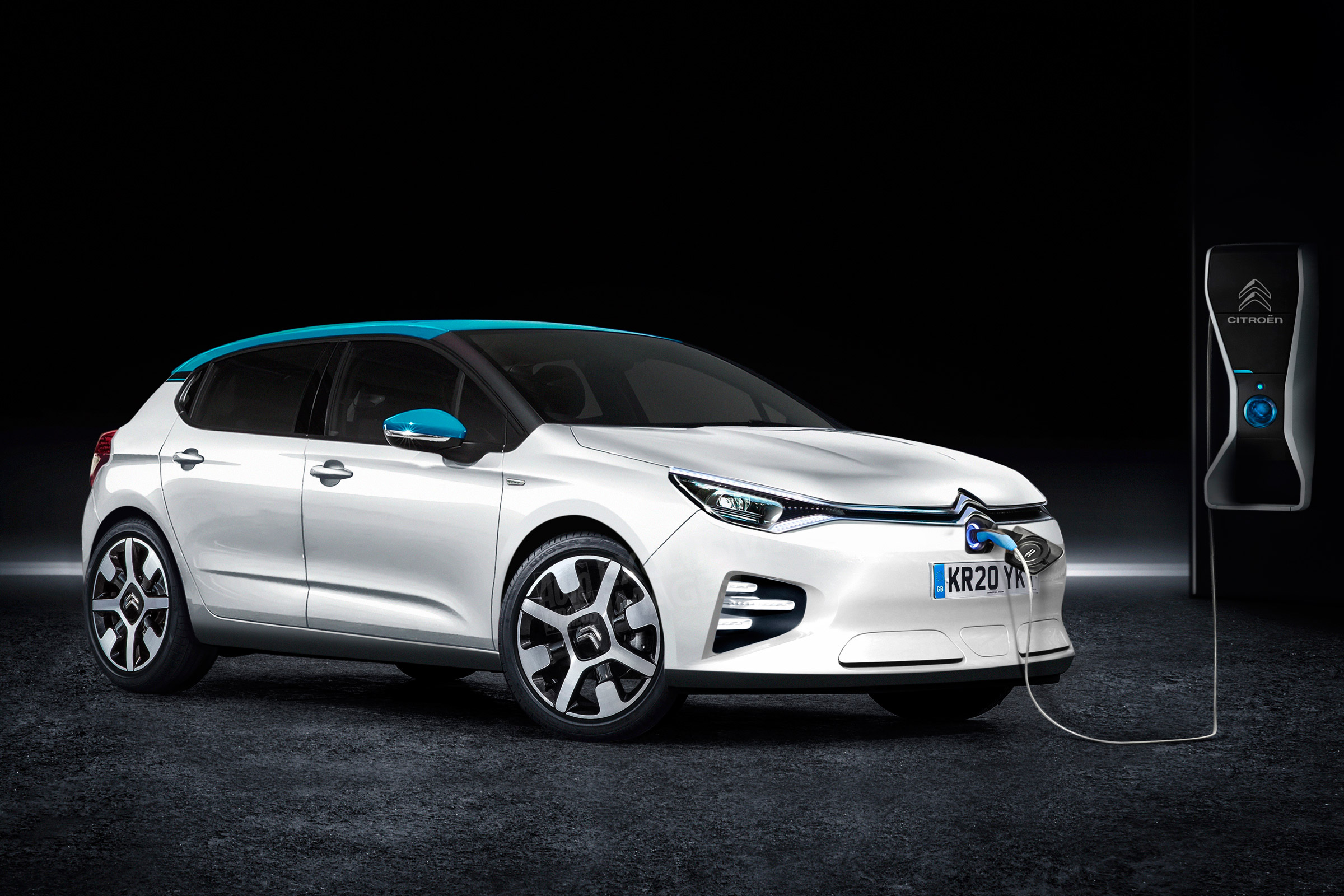 43 The Best 2020 New Citroen C4 Redesign and Review