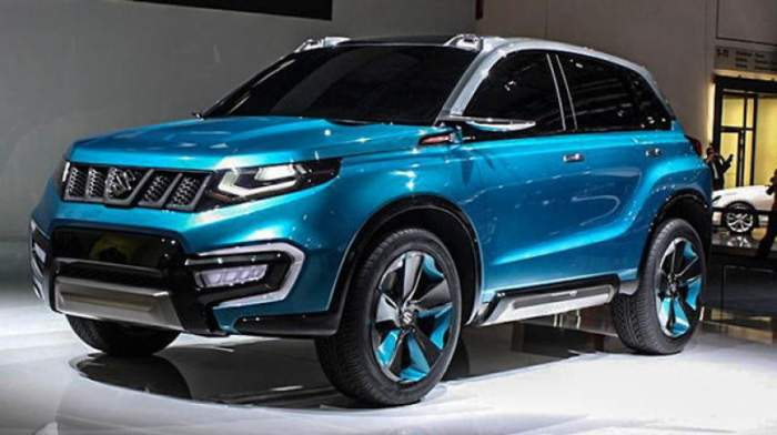 43 The Best 2020 Suzuki Grand Vitara Preview Prices