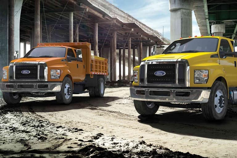 44 A 2019 Ford F 650 F 750 Spesification