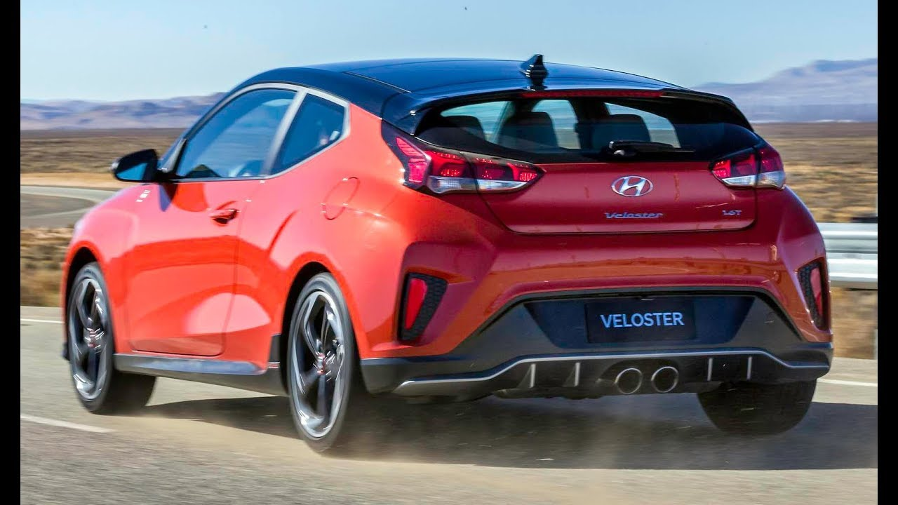 44 A 2019 Hyundai Veloster Turbo Concept and Review