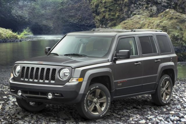 44 A 2019 Jeep Patriot Price and Review