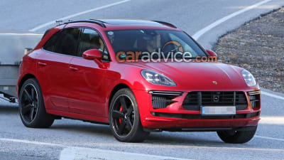 44 A 2019 Porsche Macan Turbo Exterior and Interior