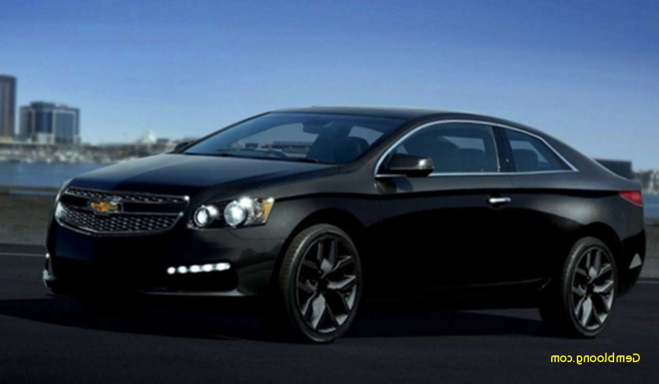 44 A 2020 Chevy Impala Ss Ltz Coupe Pricing