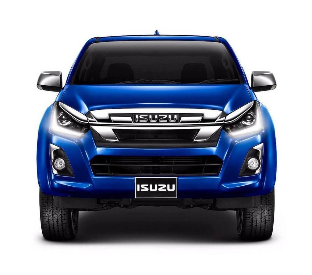 44 A 2020 Isuzu MU X Wallpaper