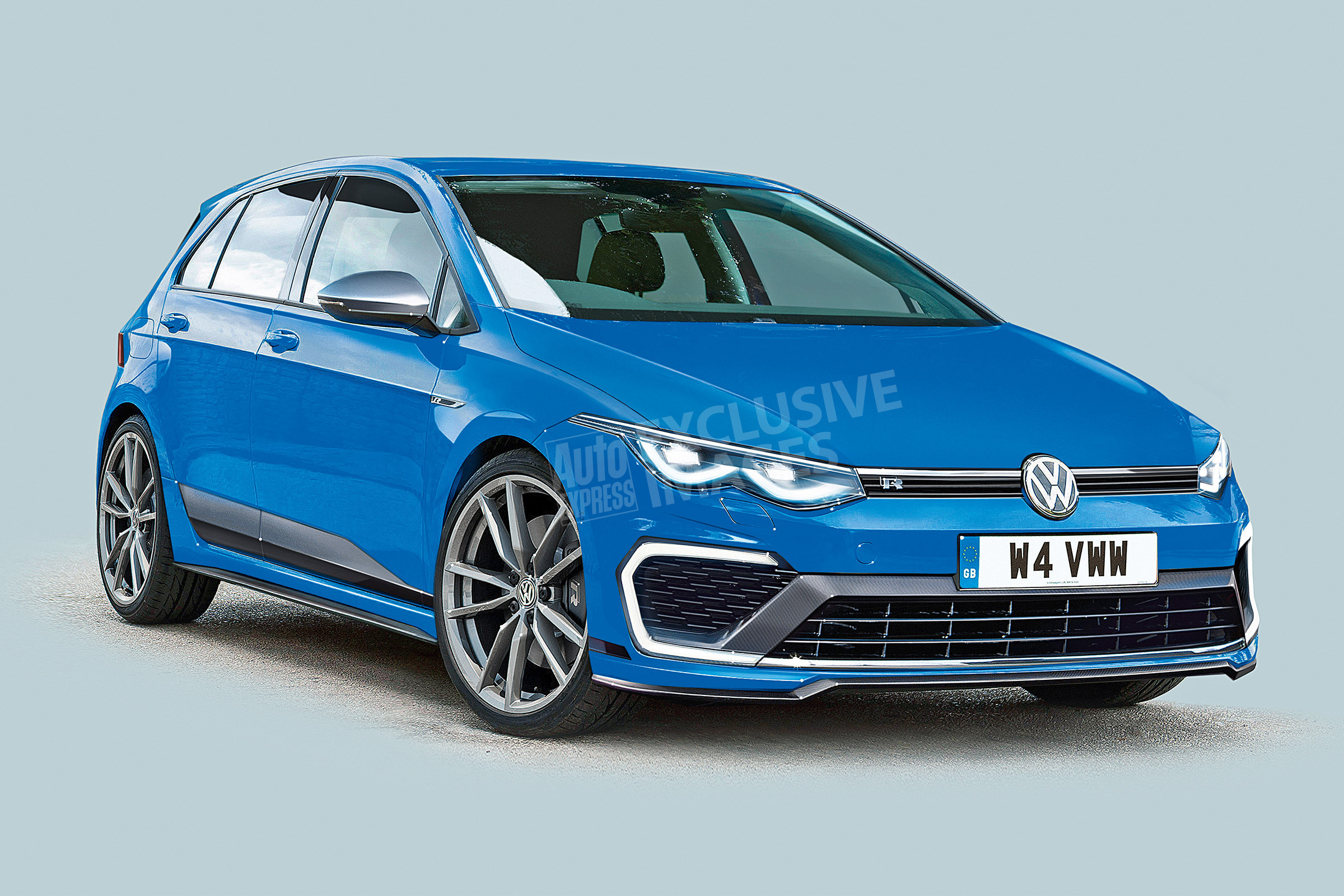 44 A 2020 Volkswagen Golf GTD Concept and Review