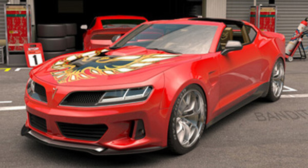 44 All New 2019 Pontiac Firebird Trans Am Specs