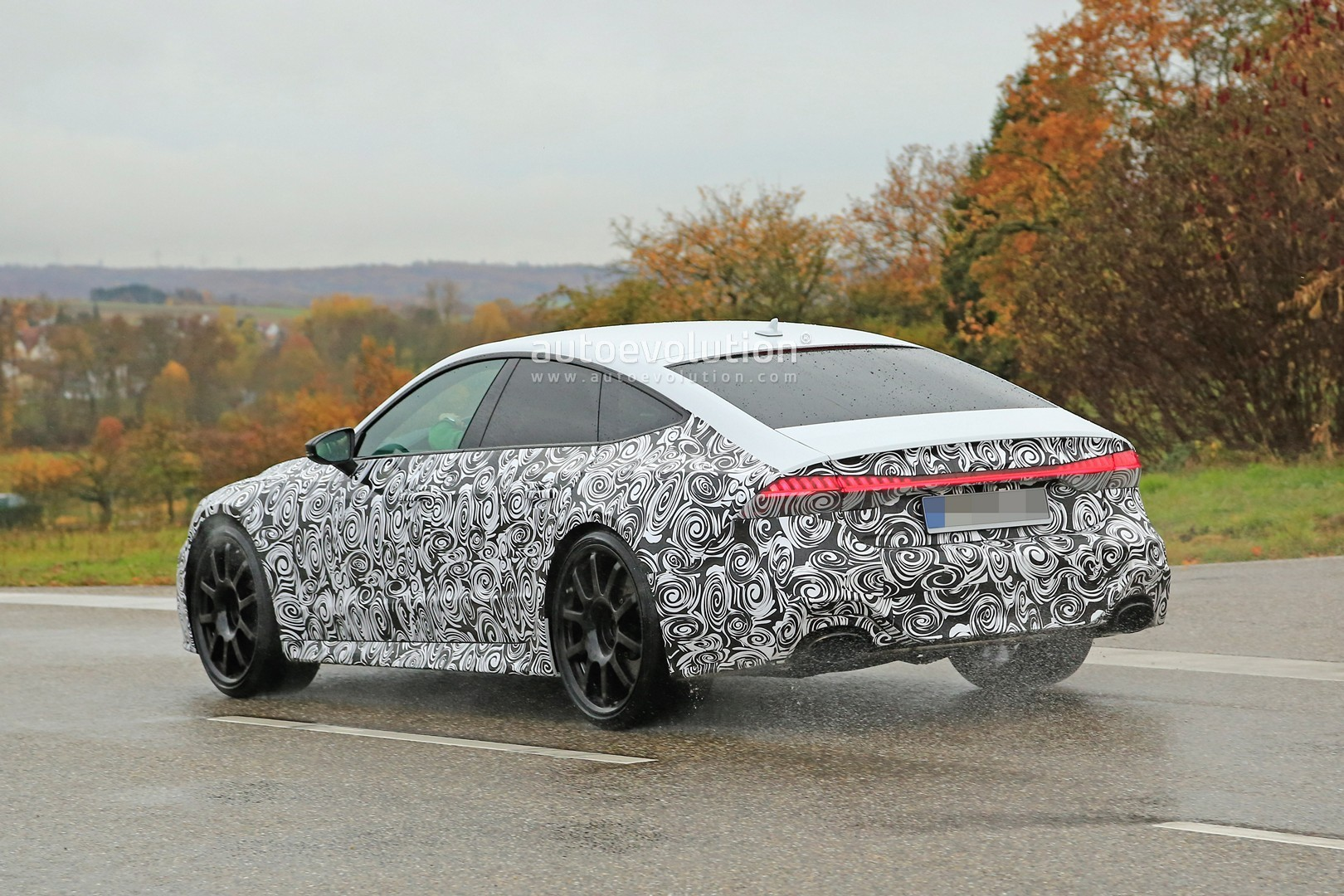 44 All New 2020 Audi Rs7 Review and Release date
