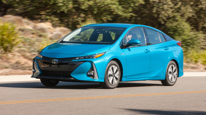 44 All New 2020 Toyota PriusPictures Pictures