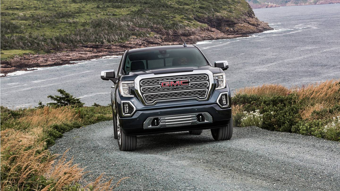44 Best 2020 GMC Sierra 1500 Diesel Redesign and Concept
